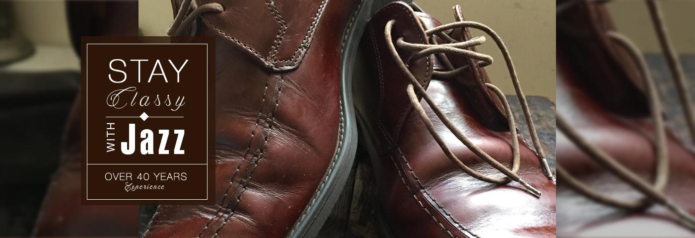 Jazz Shoe Repair - Brookline's Best Shoe Repair